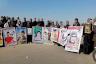 عائلات ضحايا محتجي الناصرية يشاركون في التظاهرات