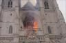 السيطرة على حريق كاتدرائية نانت غرب فرنسا